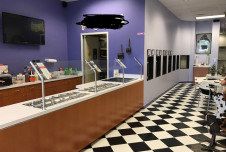 Frozen Yogurt Business for Sale in Wellington Florida has 7 machines