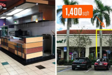 Restaurant for Lease in Sunrise, Florida – Publix Anchored Center