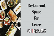 5,600 Square Foot Restaurant Space for Lease in Austell Georgia with Patio