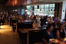 Full Service Restaurant for Sale with Huge Patio and Full Commercial Kitchen.