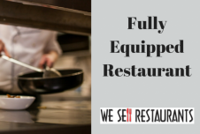 Restaurant Space for Sale in Pompano Beach is Ideal for Catering & Delivery