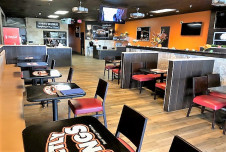 Restaurant For Sale in Margate, Florida has Brand New Build-Out