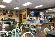 High Traffic Restaurant Location for Sale - Fully Equipped!