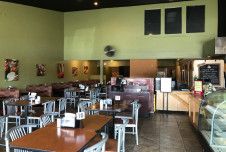 Restaurant Space for Lease in Coral Springs with 18 Foot Exhaust Hood
