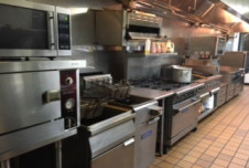 Restaurant Space for Lease in High Income Area - Great Address