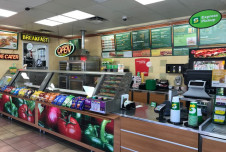 Subway Franchise for Sale in Boca Raton, Florida is Close to Office Buildings