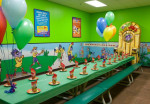 Buy this Monkey Joes franchise for sale where the kids party big