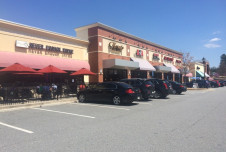 2nd Generation Restaurant Space for Lease in John's Creek GA