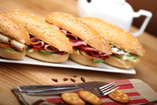 Sandwich Franchise for sale in great Texas location-Sales over $650,000
