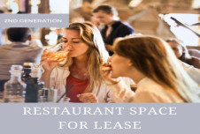 Restaurant Space for Lease - End cap in Cherokee County - flexible terms