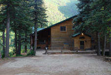 Bed and Breakfast for sale in Beautiful South Western Rocky Mountains!