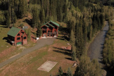 Two Bed and Breakfasts for sale in Colorado on 48 Acres - Pristine Land!