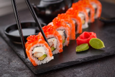 Sushi Restaurant for Sale in historic Savannah - Sales over SIX FIGURES!