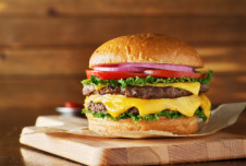 Burger franchise for sale in Greater Charlotte, NC with sales over $765,000!