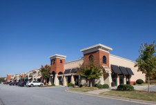 2nd Generation Restaurant Space for Lease End Cap in SC