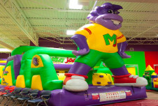 Buy this Monkey Joes Franchise for Sale with Six Figure Earnings!