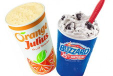 Dairy Queen franchise for Sale Orange Julius combo in High Traffic Area
