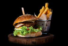 Burger Franchise for Sale in Kansas with Sales of nearly $850,000