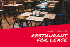 Restaurant Space for Lease in North Palm Beach, FL -Tenant Improvement