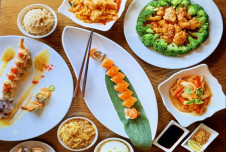 Profitable Asian Sushi and Thai Restaurant for Sale in Alpharetta