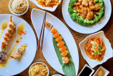 Profitable Asian Sushi and Thai Restaurant for Sale in GA