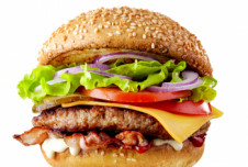Burger Restaurant for Sale Fully Equipped with low Rent