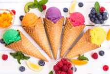 Fully Equipped Ice Cream Shop for Sale in Busy Flagler County Florida