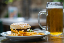 Profitable Burger Joint & Bar for Sale in Booming High Point, North Carolina
