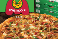 Marcos Pizza Franchise for Sale in Atlanta Generates $180,000 in Earnings