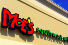 Moe's Franchise for Sale in Indiana doing over Half a Million in Sales